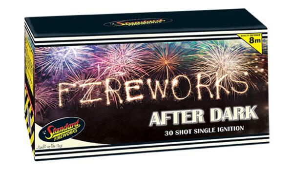 fireworks multi shot 30 shots after dark uk