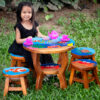 Children stools and sets