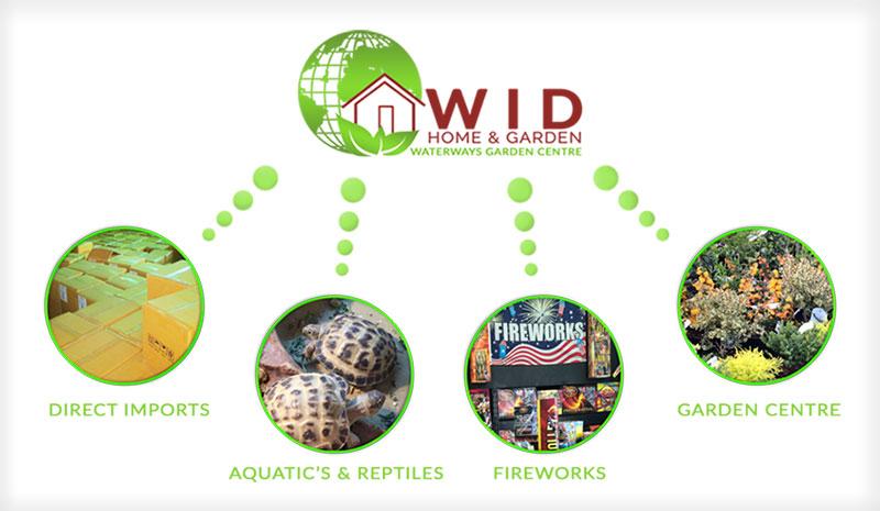 About us at WID waterways garden centre