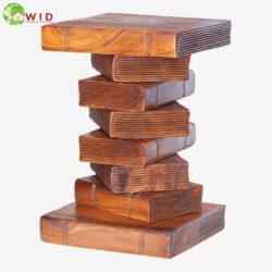 Book stool seat