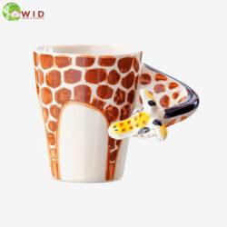 Giraffe mug Med