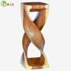 Twist stool large