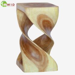 double twist stool
