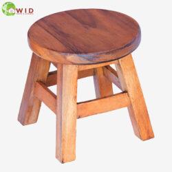 children's wooden stool plain uk