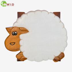 Stool sheep. UK