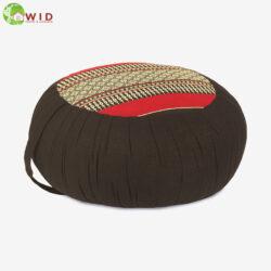 zafu meditation cushion burgundy UK