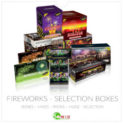 Fireworks Selection Boxes