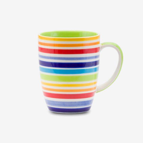 Rainbow mug 10oz