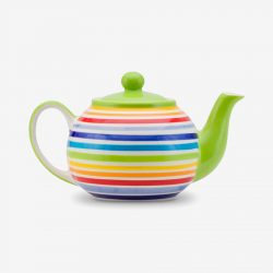 Rainbow teapot small