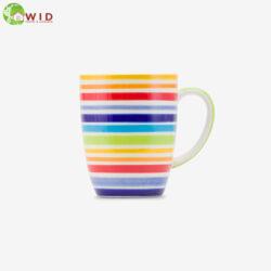 rainbow mug 10 oz single uk