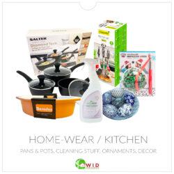 Homeware & Kitchen