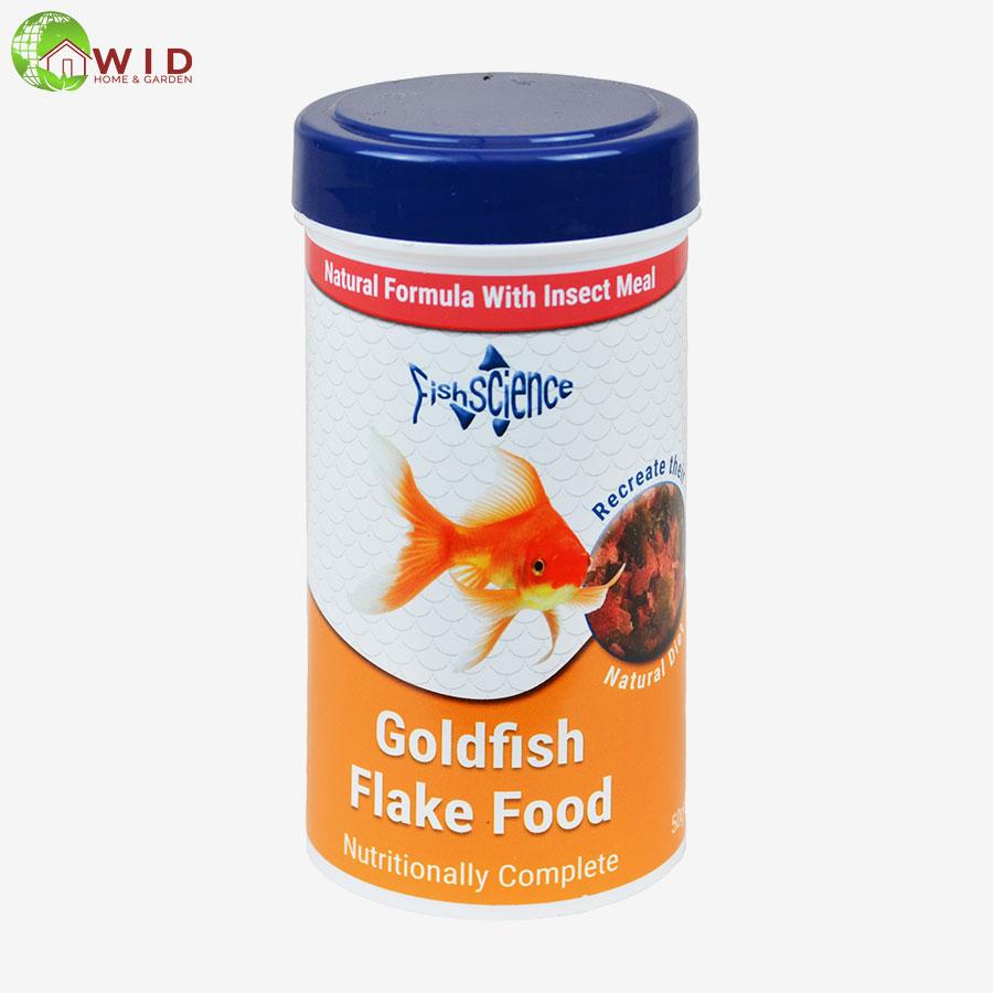 goldfish flake food uk