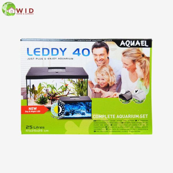 complete aquarium setup Leddy 40 uk