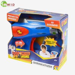 Danger mouse toy gun