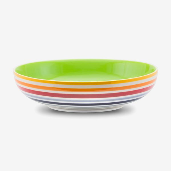 Rainbow Pasta Bowl