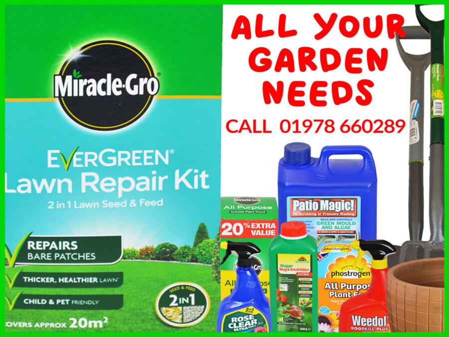 Garden promotion