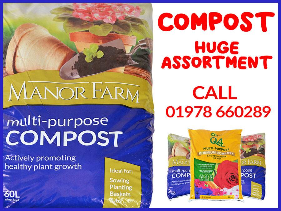 Compost promotion
