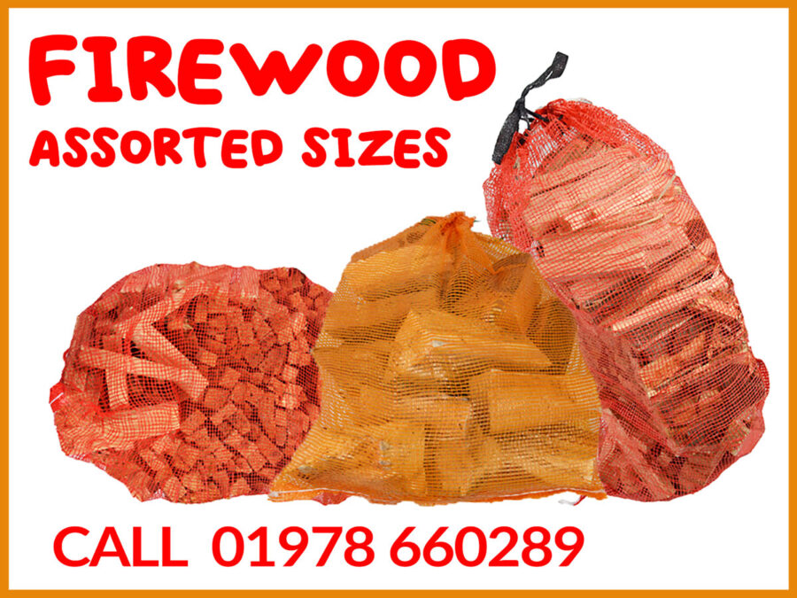 Firewood promotion