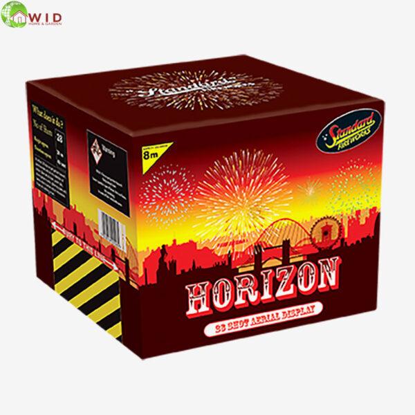 fireworks multi shot 28 shots Horizon uk