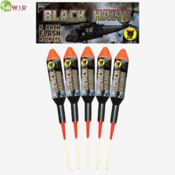 Fireworks Black hawk rocket pack x 5 UK