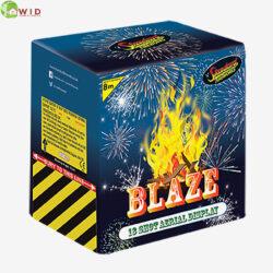 fireworks multi shot 18 shots Blaze uk