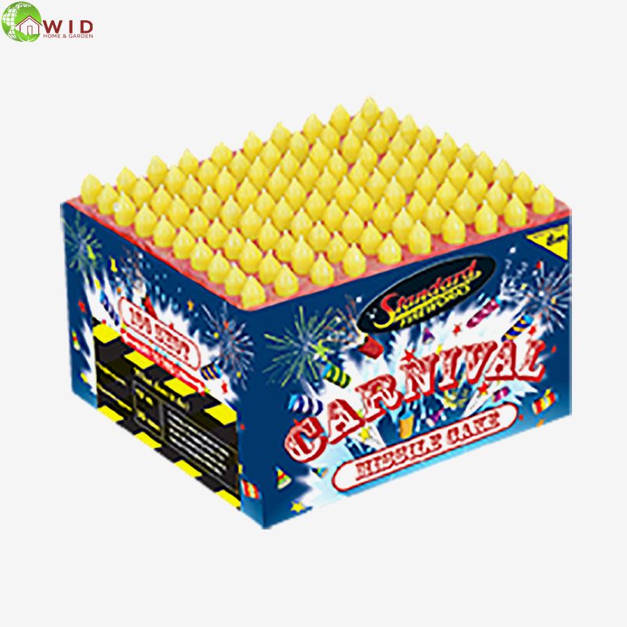 fireworks multi shot 100 shots carnival uk