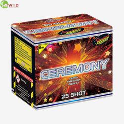 fireworks multi shot 25 shots ceremony uk