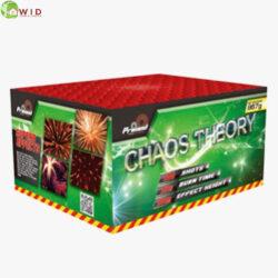 fireworks multi shot 100 shots Chaos Theory uk