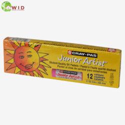 Cray-Pas Junior Artist 12 pack Oil Pastels