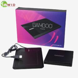 Bamboo Multi touch Sensor