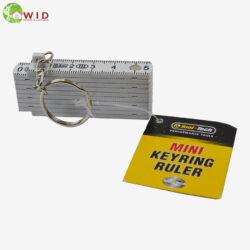 Keyring ruler