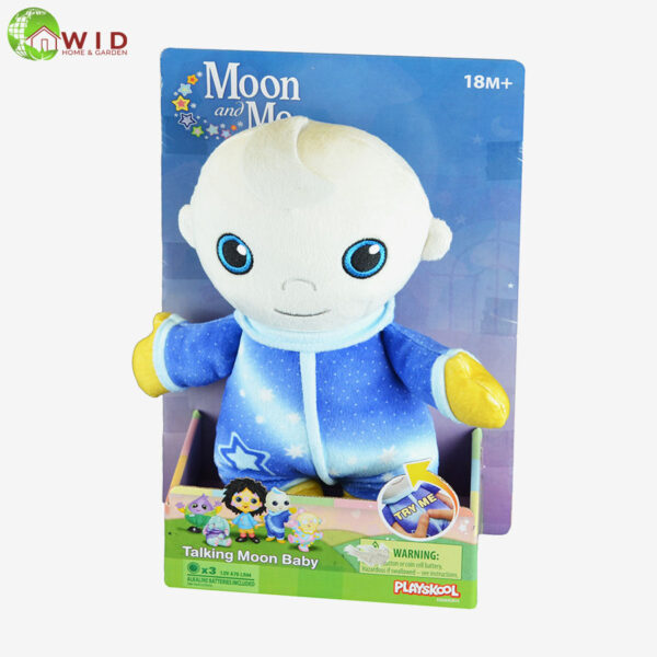 Moon Talking Plush toy
