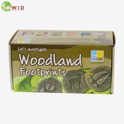 woodland Footprints toy