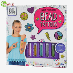 MAKE YOUR OWN BEAD TATTOOS