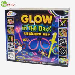 Glow in the dark toy, uk