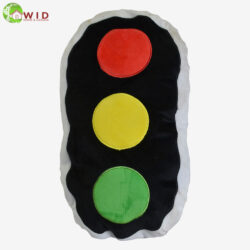 Traffic light cushion