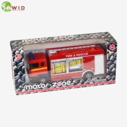 Fire and rescue toy truck