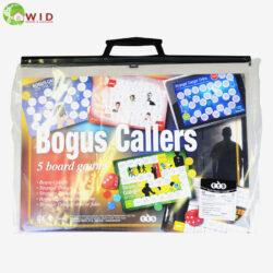 Bogus callers game set