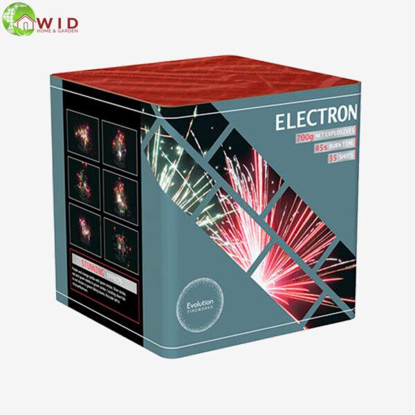 fireworks multi shot 35 shots Electron uk