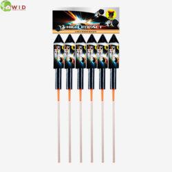 firework, High Impact rocket pack x 6 UK