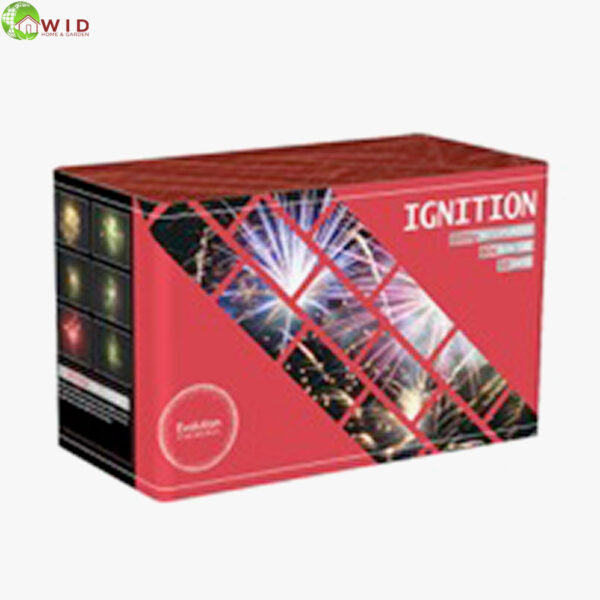 fireworks multi shot 50 shots Ignition uk
