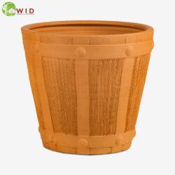Long-Tom Garden Pot, Large