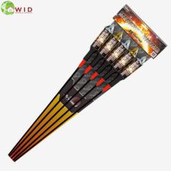 firework,Mercury Rising rocket pack x 5 UK
