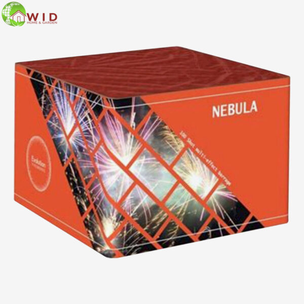 fireworks multi shot 100 shots Nebula uk