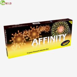 fireworks selection box Affinity uk