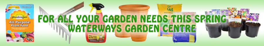 Spring garden needs in the UK