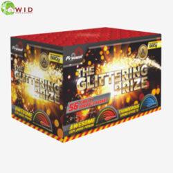 The Glittering Prize fireworks, uk