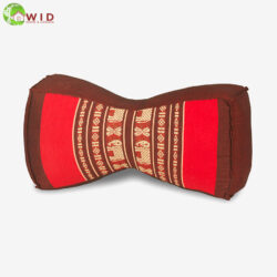 Chinese pillow traditional fabric red