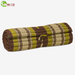Meditation roll mat medium green