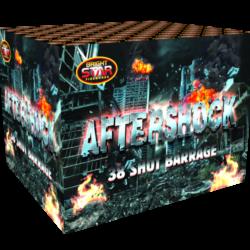 aftershock multi shot firework